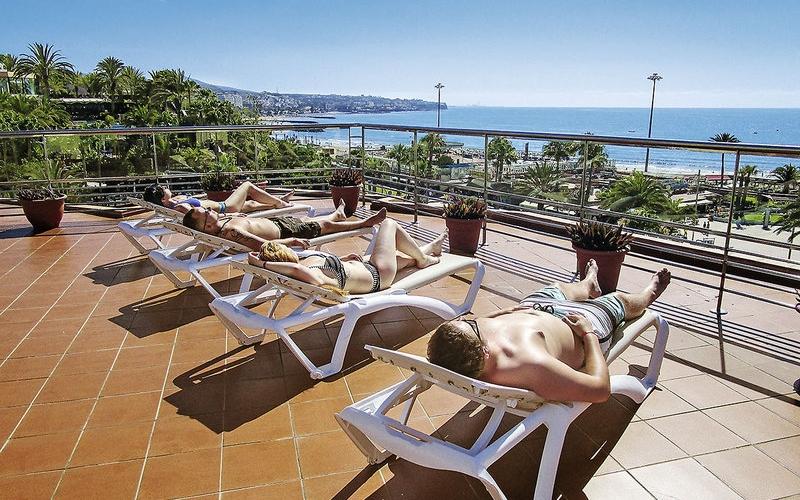 Spanien-Gran Canaria-Sahara-Playa