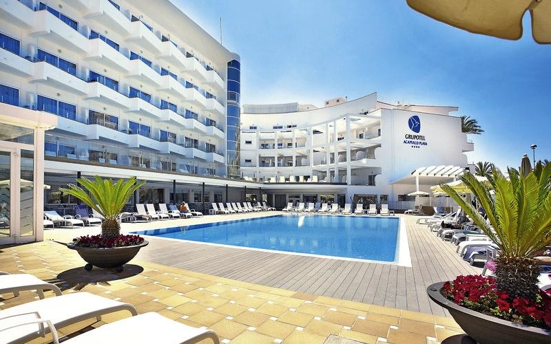 Spanien-Mallorca-Grupotel-Acapulco-Playa