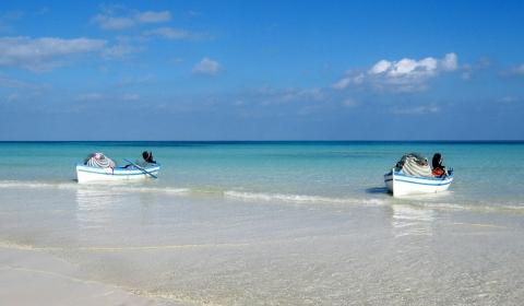 Tunesien-Strand