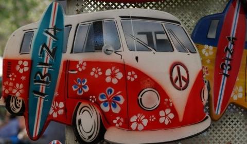 Ibiza-bus