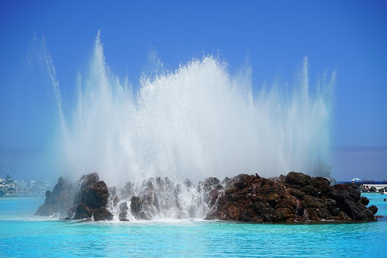 Teneriffa-fountain