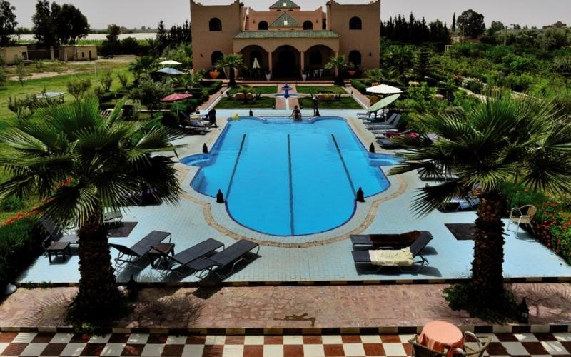 Marokko-Marrakesch-Riad-Qodwa