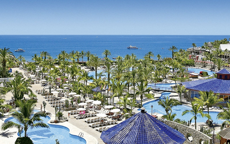 Spanien-Gran-Canaria-Taurito-Paradise-Costa-Taurito